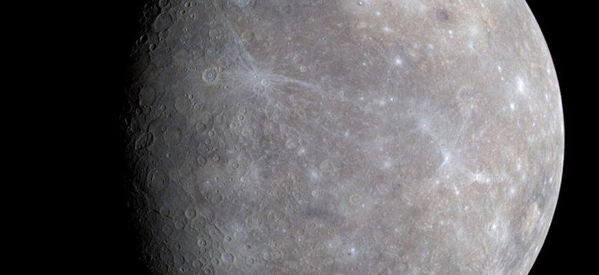 Тест, Меркурий
