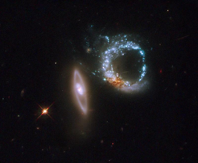 Галактика Arp 147
