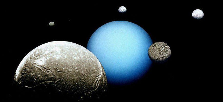 Тест, планета Уран