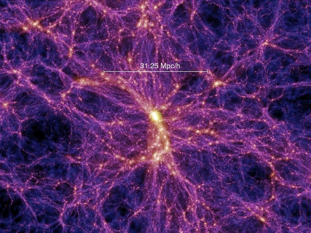 Галактические стены