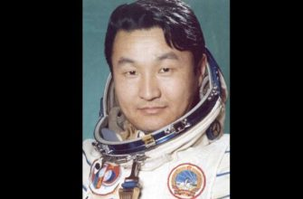 Жугдэрдэмидийн Гуррагча - первый монгольский космонавт