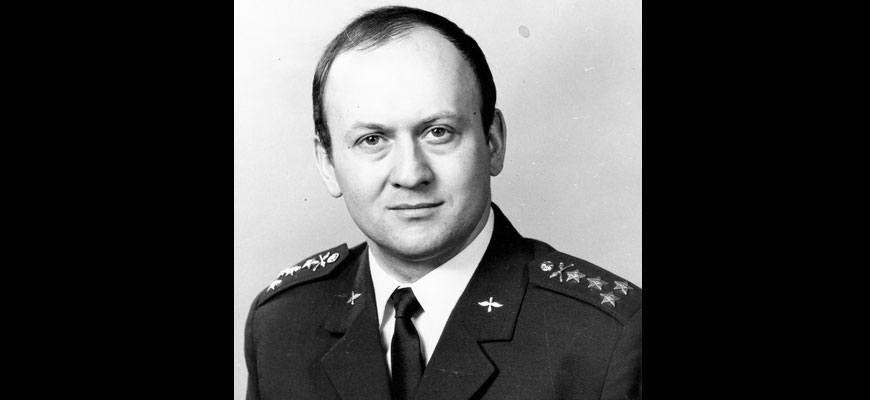 Владимир Ремек - чешский космонавт