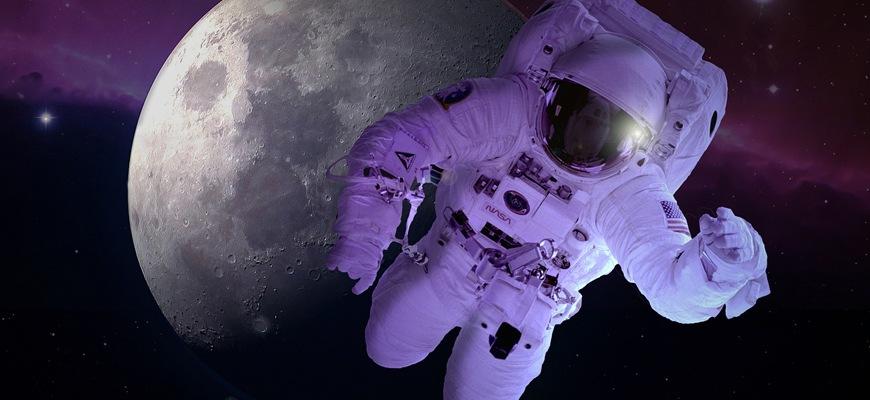 Астронавт и космонавт