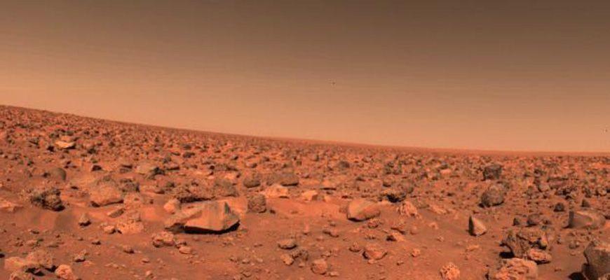 Возраст Марса