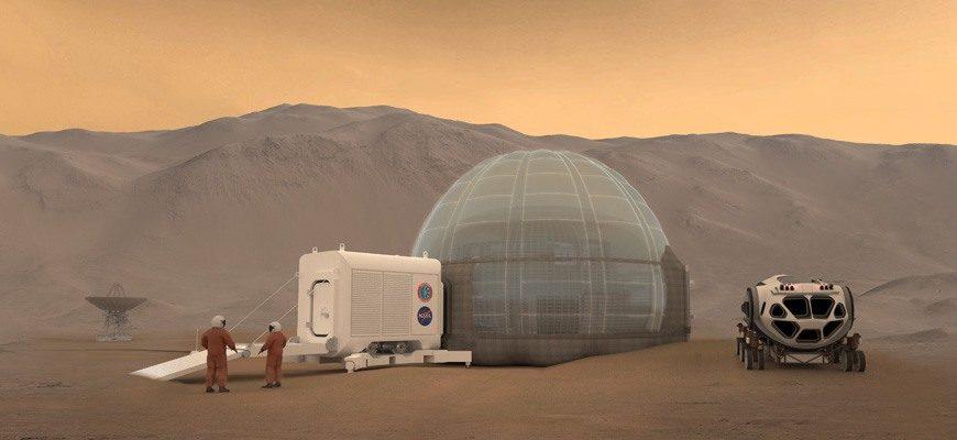 Терраформирования Марса
