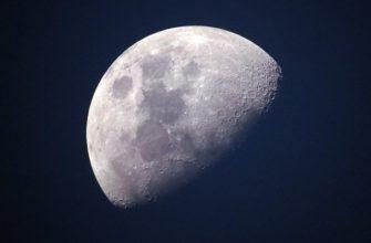 Сколько лет Луне