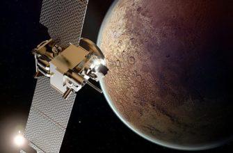 Первая космическая скорость Марса